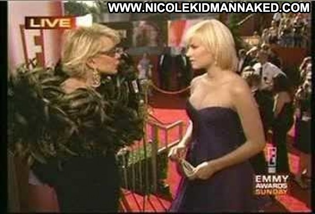 Elisha Cuthbert Countdown To The Emmys Big Tits Breasts Celebrity
