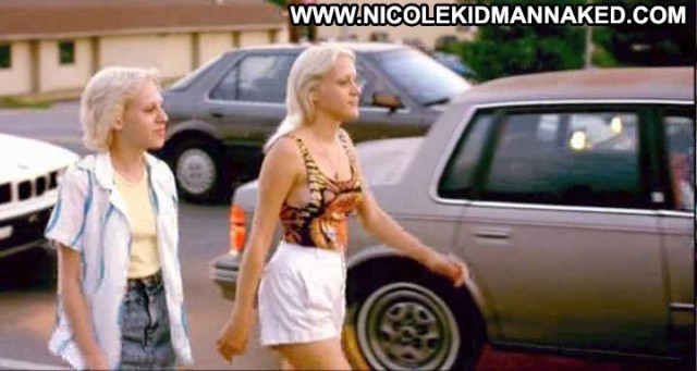 Chloe Sevigny Gummo Bra Celebrity Big Tits Breasts Orange