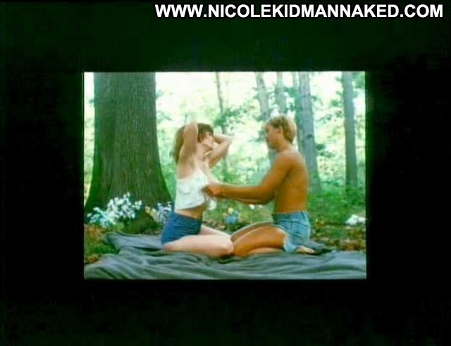 Donna Barnes The First Turn On Forest Celebrity Big Tits Breasts