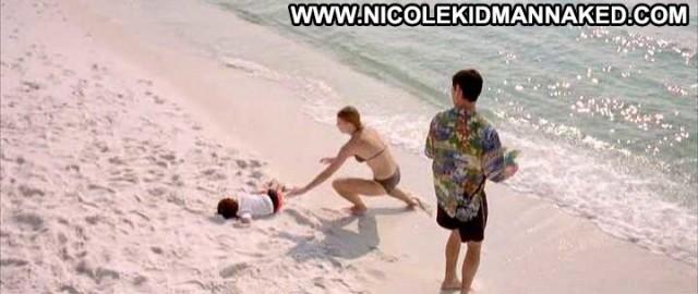 Francie Swift World Traveler Big Tits Breasts Beach Bikini Celebrity