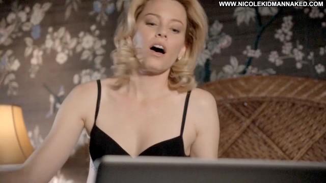 Elizabeth Banks Nude Sexy Scene 30 Rock Webcam Mask Bra Doll