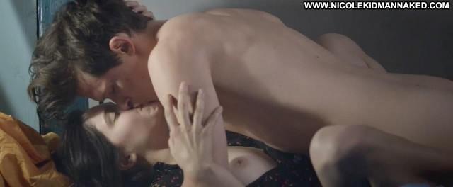 Audrey Bastien Puppylove Big Tits Breasts Kissing Sex Celebrity Bed