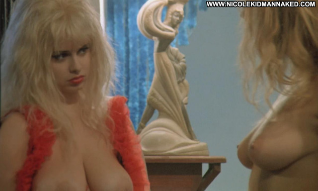 Debora Caprioglio Paprika Brothel Big Tits Topless Celebrity Skirt
