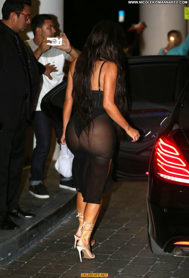 Kim Kardashian No Source Posing Hot Babe Celebrity Sex Sexy Lingerie