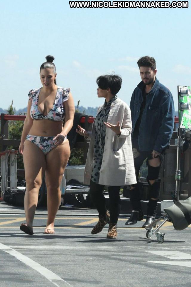 Photos Los Angeles Photoshoot Beautiful Babe Bikini Angel Celebrity