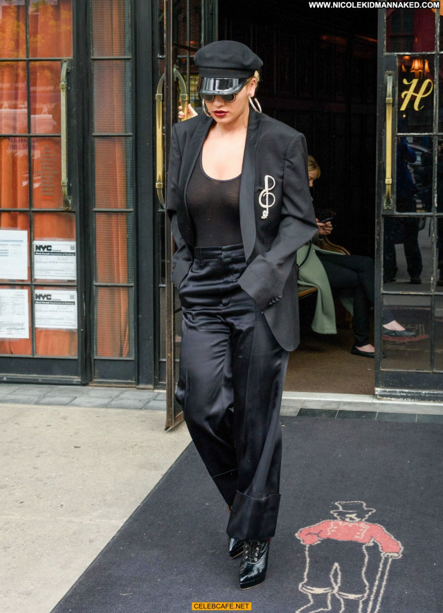 Rita Ora No Source Celebrity Nyc See Through Beautiful Posing Hot