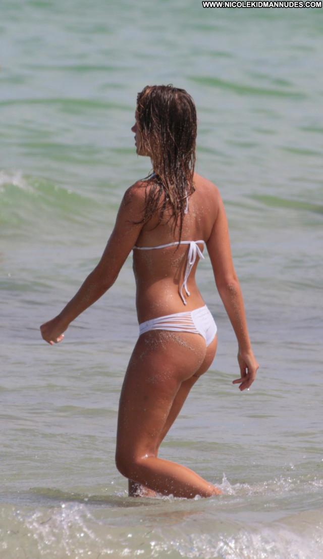Charlotte Mckinney Beach Bunny Bikini Lingerie Candid Los Angeles