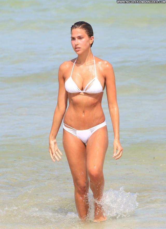 Charlotte Mckinney Beach Bunny Hot Beautiful Candids Photoshoot