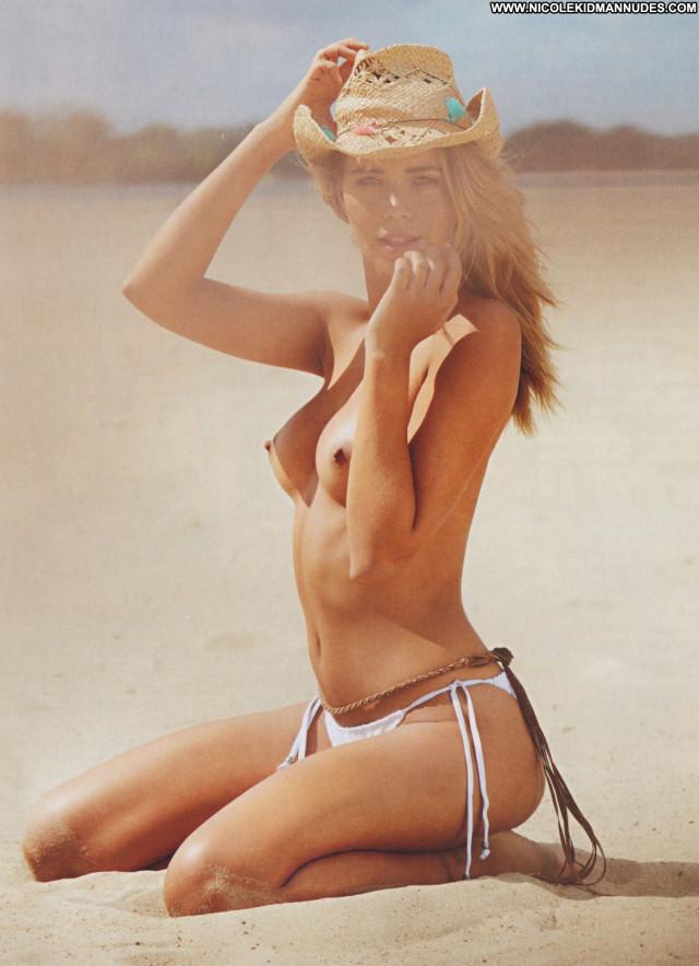 Sandra Kubicka Topless Photoshoot Babe Beautiful Bikini Magazine