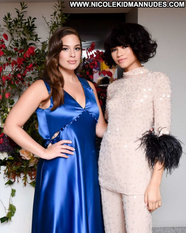 Zendaya Glamour Women  Babe Glamour Celebrity Beautiful New York