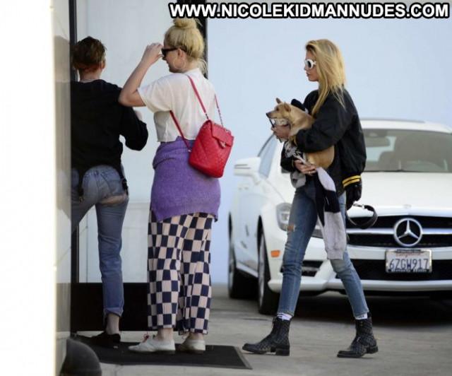Stella Maxwel Beverly Hills Posing Hot Paparazzi Babe Beautiful