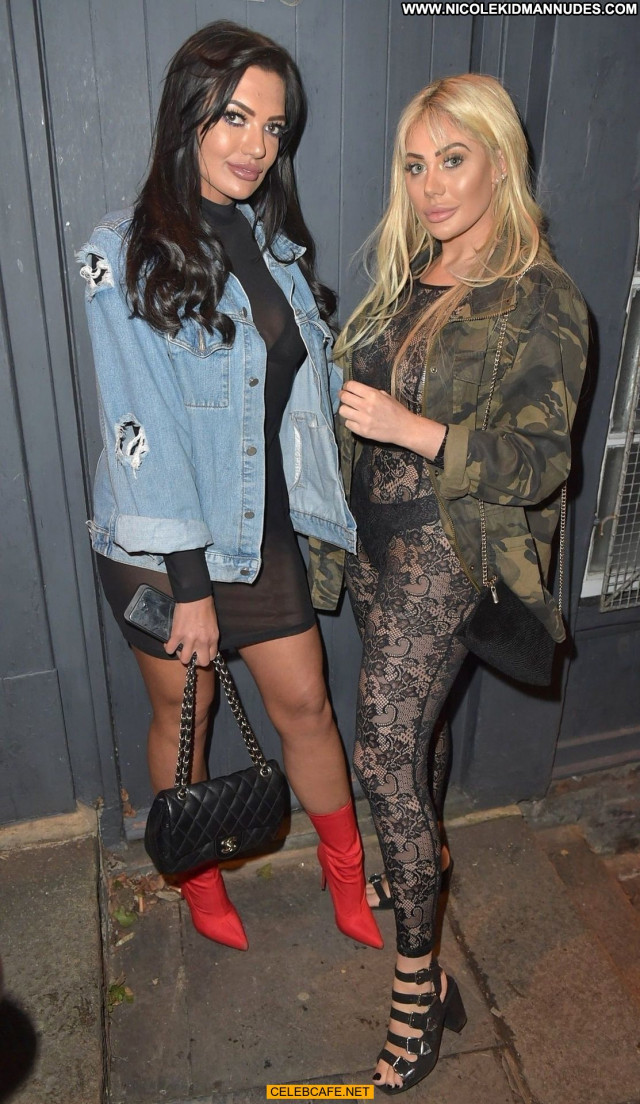 Chloe Ferry No Source  See Through Babe Celebrity Posing Hot Beautiful
