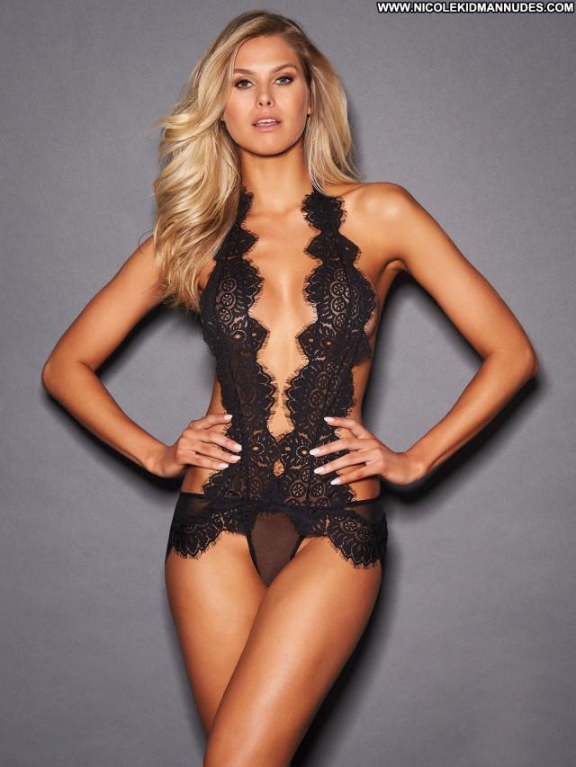 Natalie Roser No Source  Babe Lingerie Celebrity Model Bikini Sexy