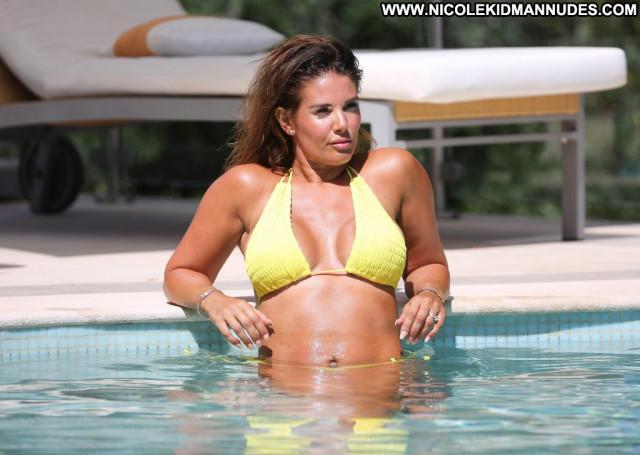 Rebekah Vardy Anna Nicole Celebrity Sex Bikini Babe Mali Ocean Wife