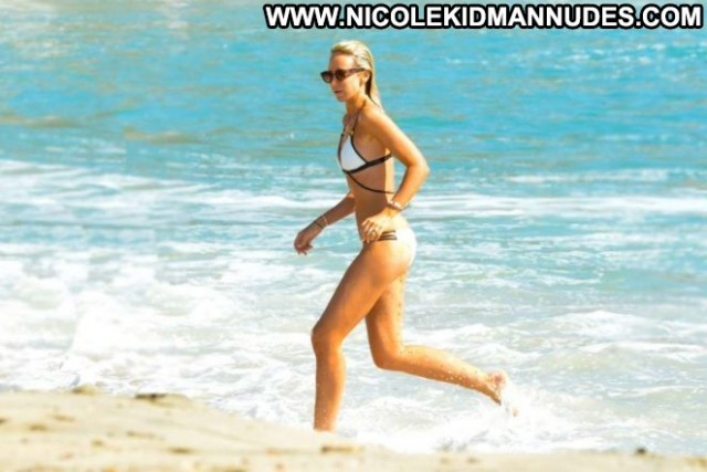 Victoria Hervey Malibu Beach Beach Beautiful Candid Malibu Celebrity