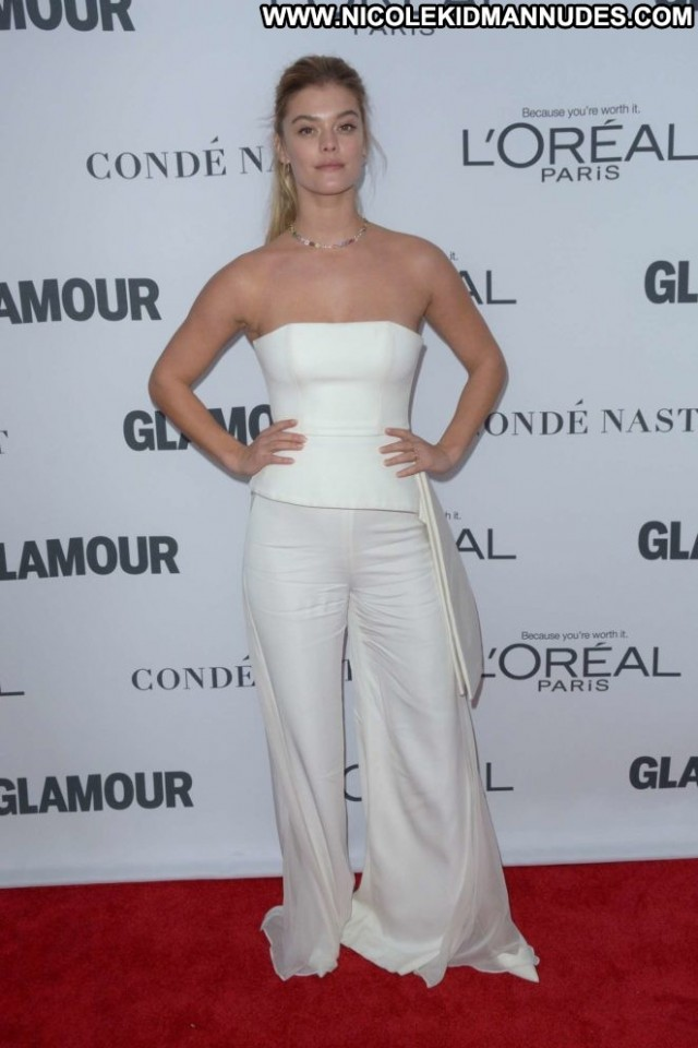 Nina Agdal Glamour Women Babe Beautiful Posing Hot Glamour Paparazzi