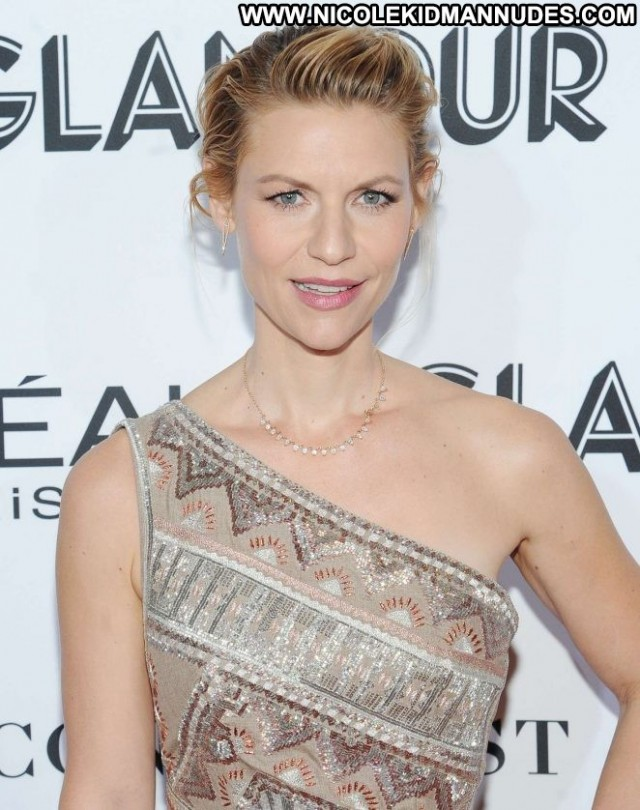 Claire Danes Glamour Women Babe Celebrity Glamour Awards Posing Hot