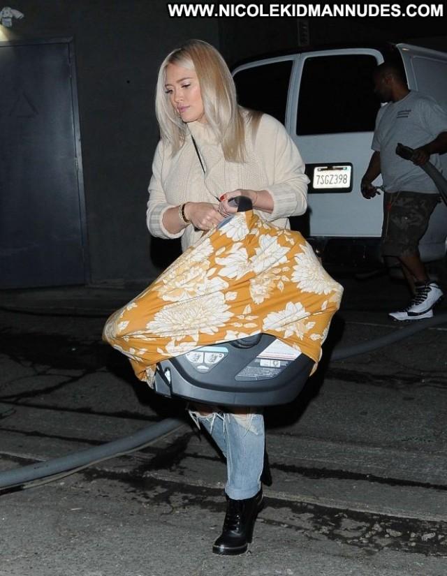 Hilary Duff West Hollywood Hollywood Celebrity Paparazzi Beautiful