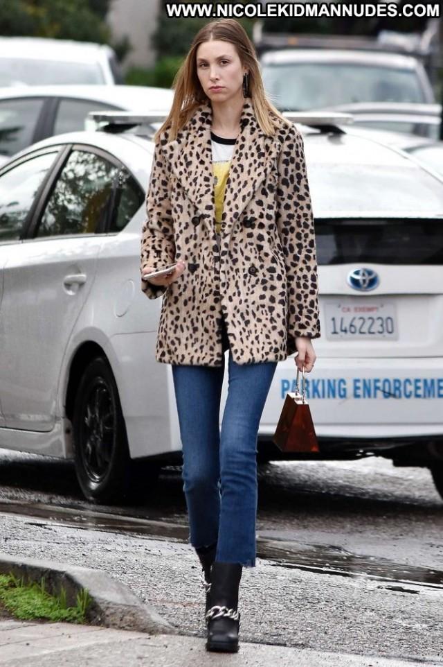 Whitney Port Los Angeles Paparazzi Posing Hot Celebrity Babe