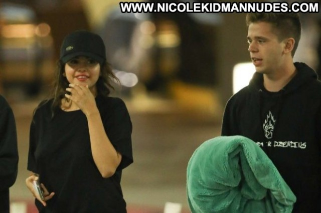 Selena Gome Los Angeles Babe Celebrity Friends Paparazzi Beautiful