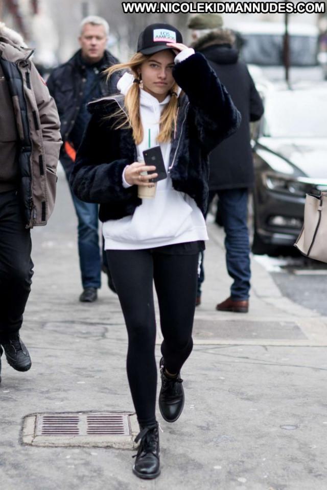 Thylane Blondeau No Source Babe Paparazzi Posing Hot Blonde Beautiful