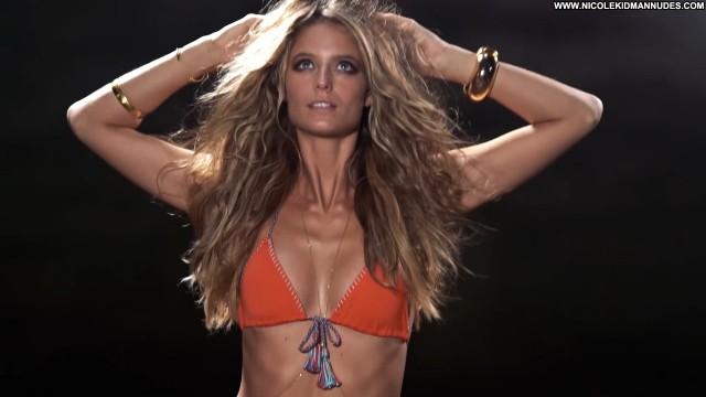 Kate Bock Sports Illustrated  Swimsuit Posing Hot Babe Model