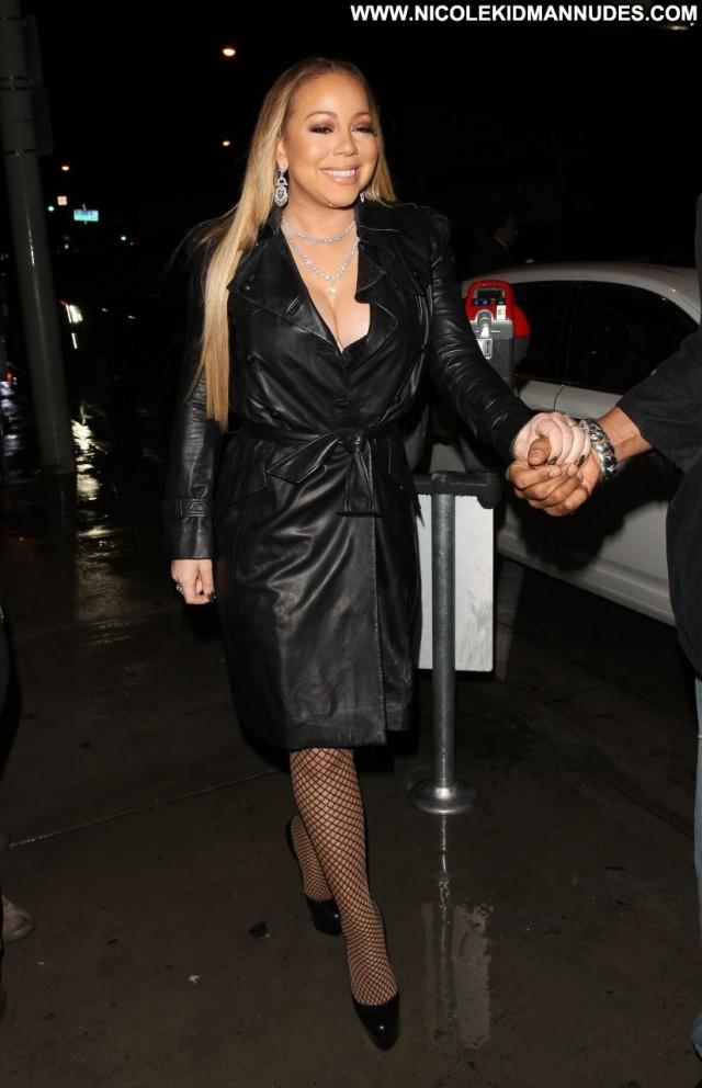 Mariah Carey West Hollywood Upskirt Babe Beautiful Actress West