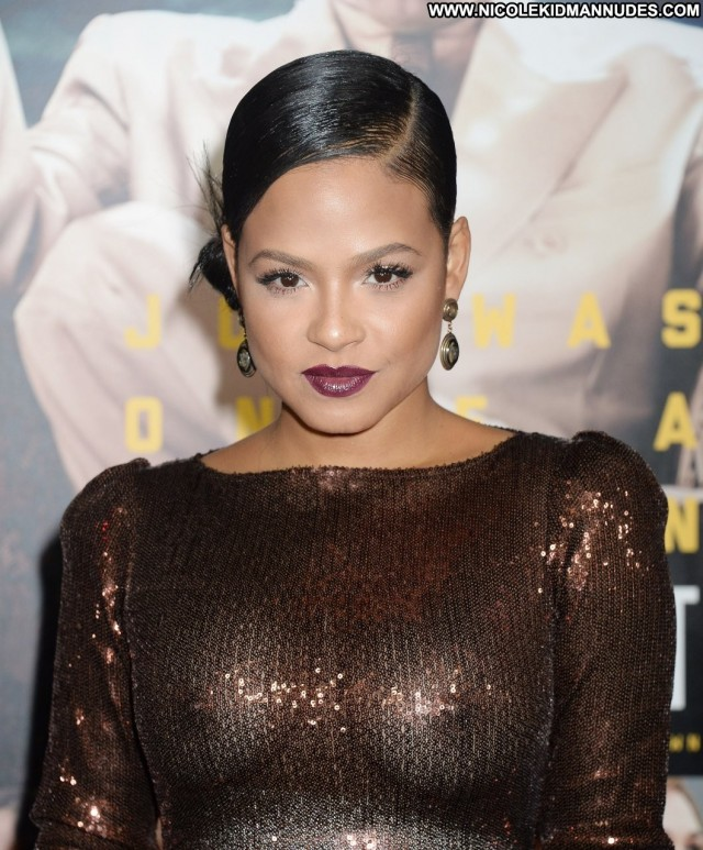 Christina Milian Rocky Horror Picture Show Los Angeles Angel Singer
