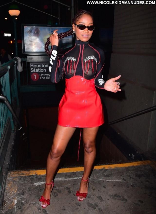 Keke Palmer No Source Actress Nyc Celebrity Posing Hot Concert Singer