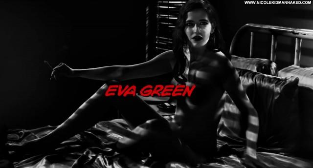 Eva Green Sin City   Trailer Nude Breasts Movie Celebrity