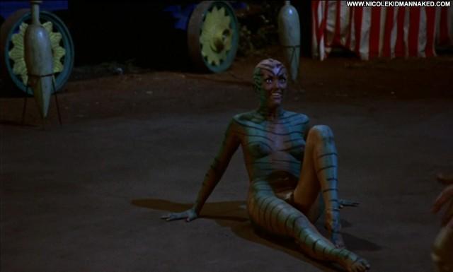 Domini Blythe Vampire Circus Bed Boobs Big Tits Celebrity