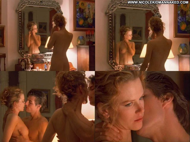 Nicole Kidman Eyes Wide Shut Movie Rich Ass Breasts Bra Celebrity Hot