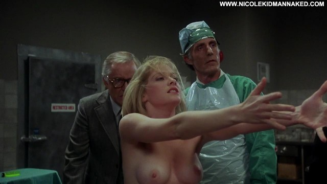 Barbara Crampton The Re Animator Posing Hot Celebrity