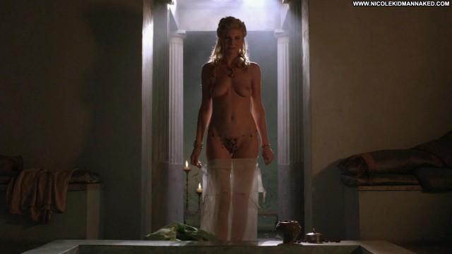 Erin Cummings Spartacus Posing Hot Celebrity Nude Scene Sexy Famous
