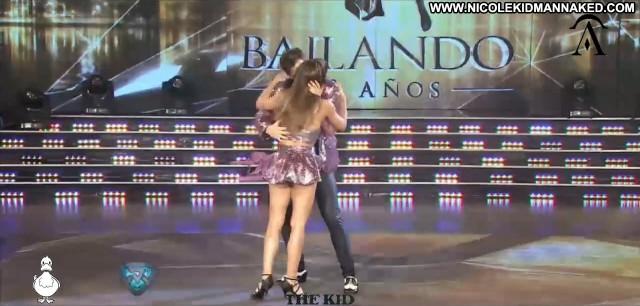 Lourdes Sanchez Tv Show Sexy Beautiful Babe Dancing Celebrity Posing
