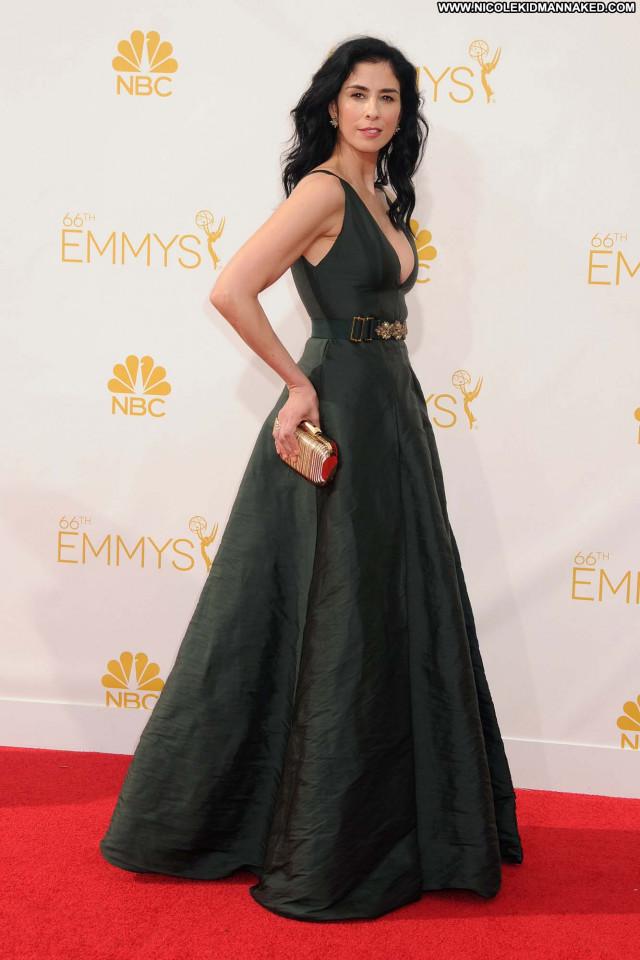 Sarah Silverman Emmy Awards Babe Posing Hot Beautiful Celebrity
