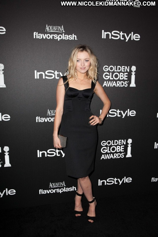 Francesca Eastwood Golden Globe Awards Awards Hollywood Babe Posing