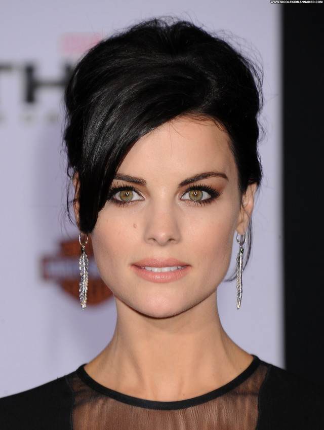 Jaimie Alexander Los Angeles Beautiful Posing Hot Hollywood High