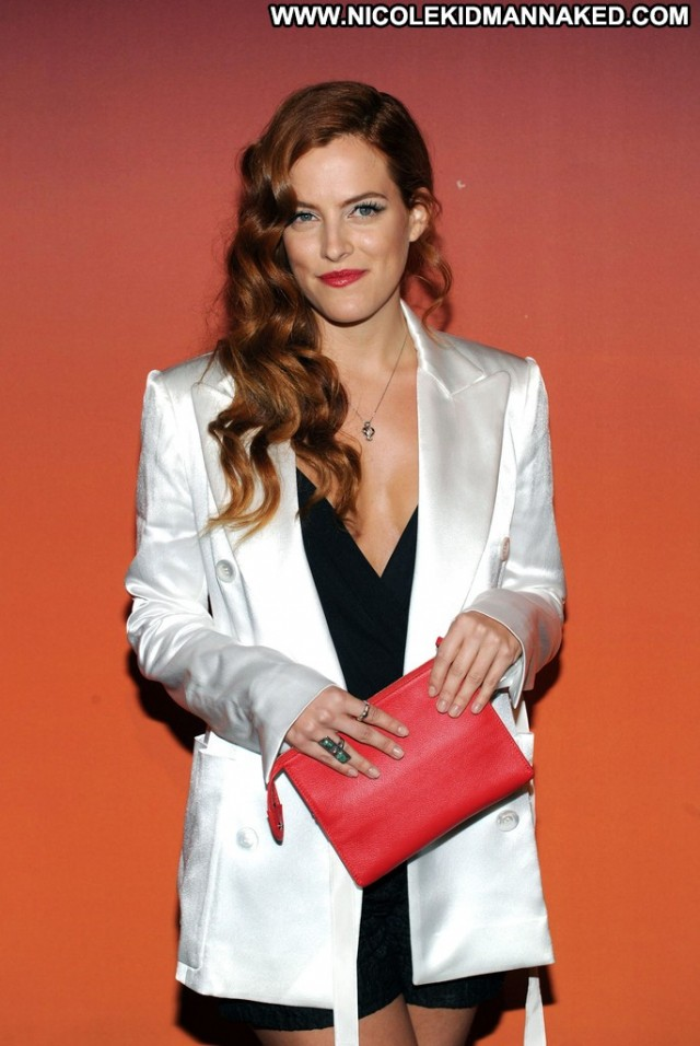 Riley Keough New York  Posing Hot Party Babe New York Celebrity High