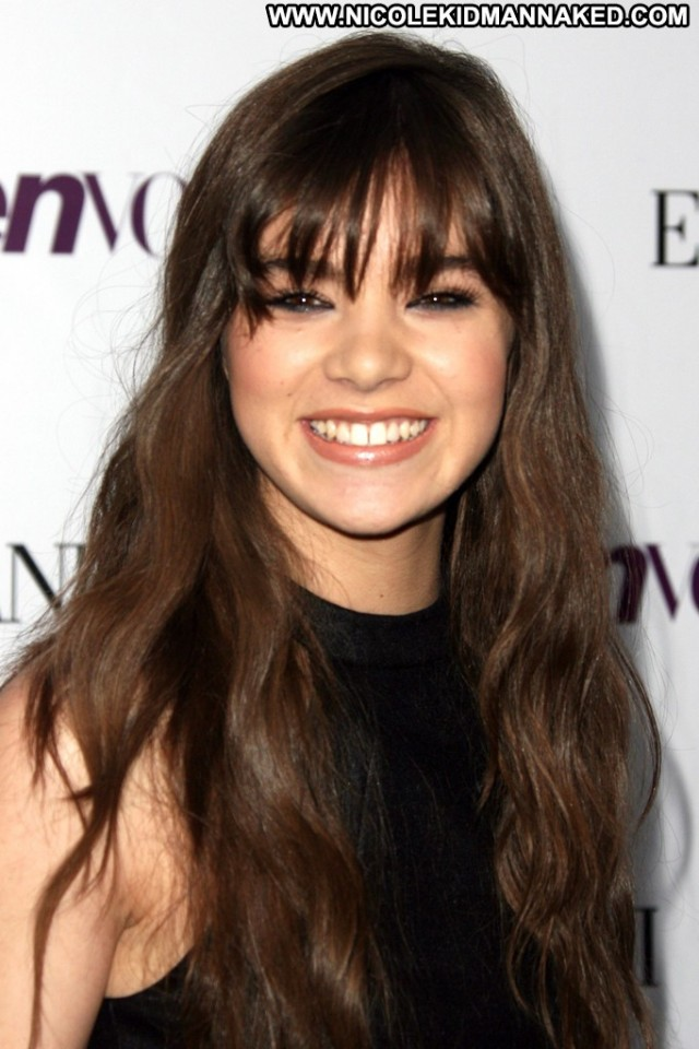 Hailee Steinfeld Los Angeles Hollywood High Resolution Celebrity
