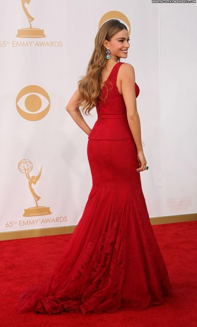 Sofia Vergara Primetime Emmy Awards High Resolution Celebrity Posing