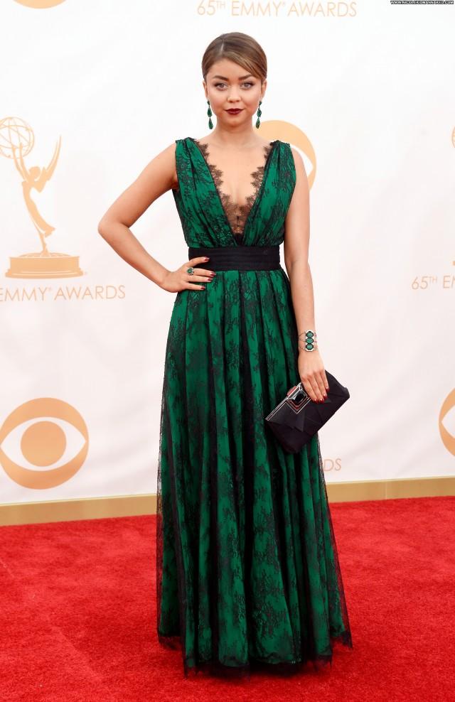 Sarah Hyland Primetime Emmy Awards Babe Posing Hot High Resolution