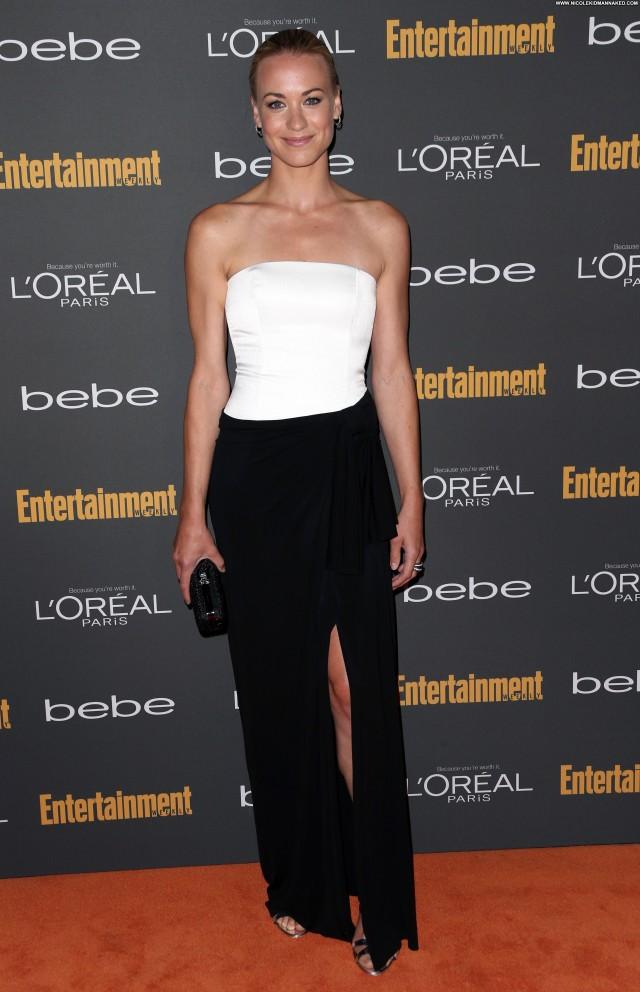 Yvonne Strahovski West Hollywood Party Beautiful Posing Hot Celebrity