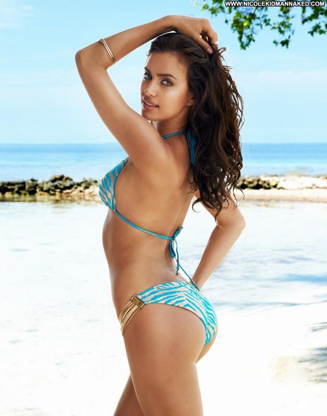 Irina Shayk Beach Bunny Swimwear  High Resolution Celebrity Beach