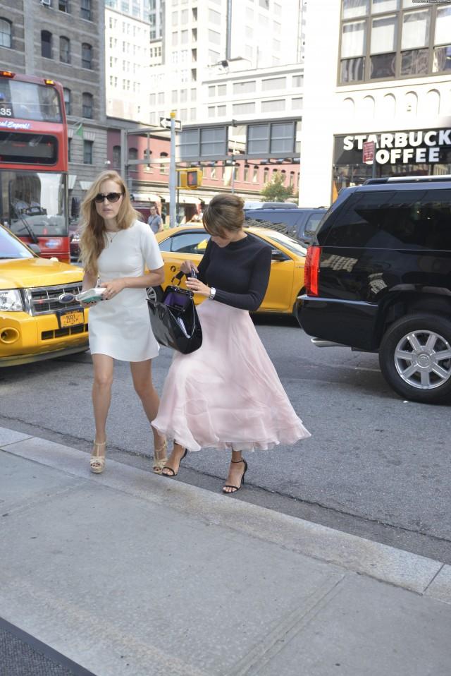Jessica Alba New York Posing Hot Babe Celebrity High Resolution