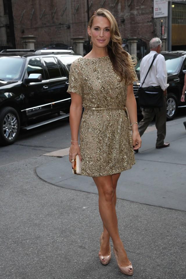 Molly Sims Fashion Show Posing Hot Babe Fashion Nyc Beautiful High