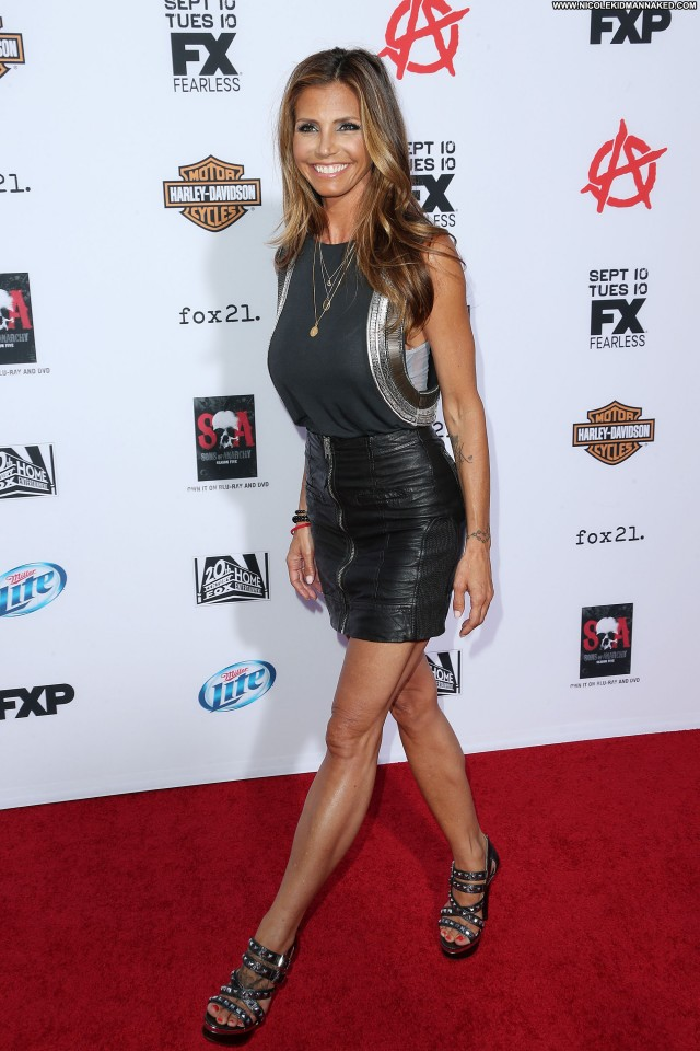 Charisma Carpenter Sons Of Anarchy  Babe Beautiful Celebrity High