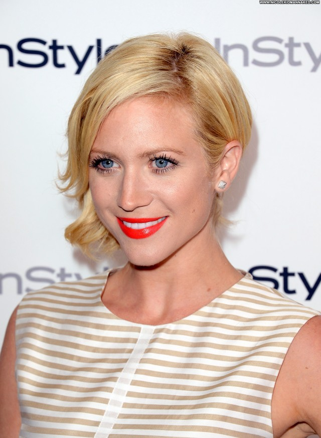 Brittany Snow West Hollywood High Resolution Posing Hot Celebrity