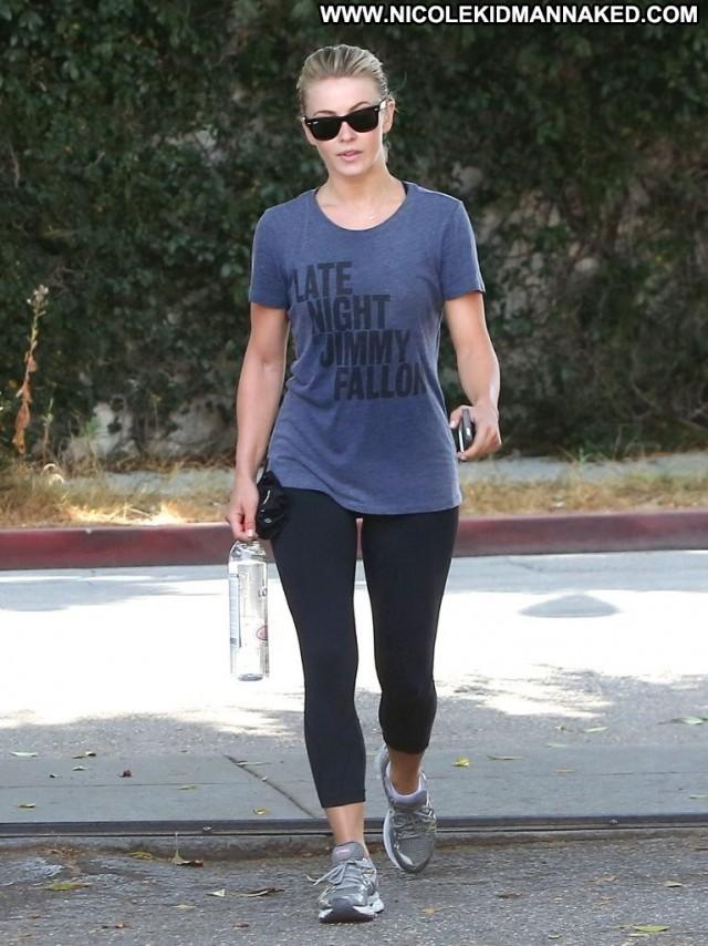 Julianne Hough West Hollywood Beautiful Posing Hot Babe Celebrity