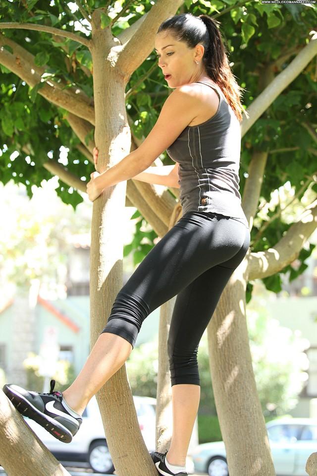 Lindsay Lohan Celebrity High Resolution Park Beautiful Posing Hot